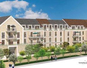 Achat / Vente immobilier neuf Corneilles-en-Pariris ZAC des Bois Rochefort (95240) - Réf. 2153