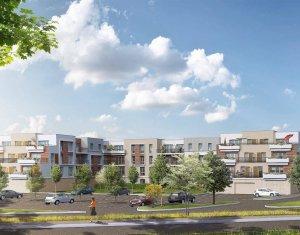Achat / Vente immobilier neuf Coulommiers proche centre-ville (77120) - Réf. 6109