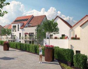 Achat / Vente immobilier neuf Coupvray à 8 minutes du Val d'Europe (77700) - Réf. 4353