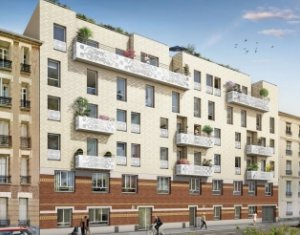 Achat / Vente immobilier neuf Courbevoie quartier du Faubourg de l'Arche (92400) - Réf. 2017