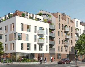 Achat / Vente immobilier neuf Créteil bords de Marne proche commerces et écoles (94000) - Réf. 2170