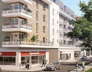 Achat / Vente immobilier neuf Créteil écoquartier Néo-C (94000) - Réf. 1262