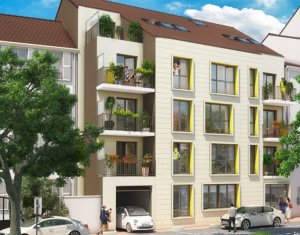 Achat / Vente immobilier neuf Créteil quartier historique (94000) - Réf. 676