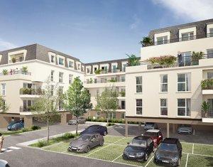 Achat / Vente immobilier neuf Dammarie-les-Lys proche écoles et commodités (77190) - Réf. 4102