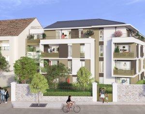 Achat / Vente immobilier neuf Dammarie-lès-Lys proche gare de Melun (77190) - Réf. 3265