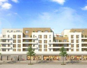 Achat / Vente immobilier neuf Deuil-la-Barre secteur de la Galathée TVA réduite (95170) - Réf. 820