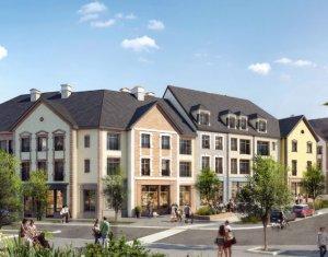 Achat / Vente immobilier neuf Domont proche gare (95330) - Réf. 1755