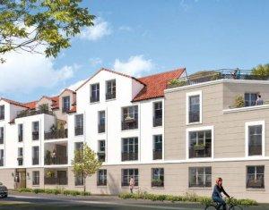 Achat / Vente immobilier neuf Dourdan à 850 mètres de la gare (91410) - Réf. 4754