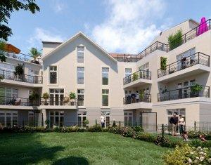 Achat / Vente immobilier neuf Dourdan proche des remparts du centre (91410) - Réf. 2396