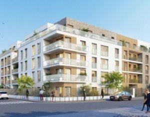 Achat / Vente immobilier neuf Drancy à 2 minutes du collège (93700) - Réf. 4030