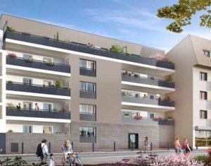 Achat / Vente immobilier neuf Drancy à 300 mètres de la gare RER (93700) - Réf. 3772