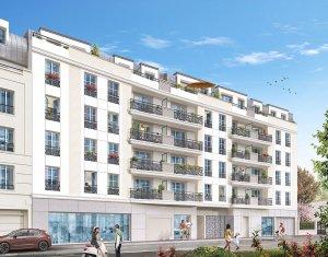 Achat / Vente immobilier neuf Drancy avenue Jean Jaurès (93700) - Réf. 2192