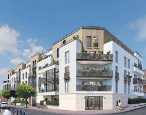 Achat / Vente immobilier neuf Drancy centre-ville (93700) - Réf. 6289