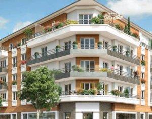 Achat / Vente immobilier neuf Drancy centre-ville (93700) - Réf. 3077