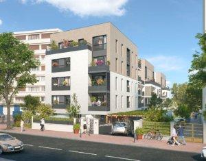 Achat / Vente immobilier neuf Drancy coeur de ville (93700) - Réf. 3771