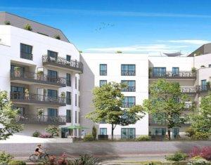 Achat / Vente immobilier neuf Drancy proche Parc de Ladoucette (93700) - Réf. 2703