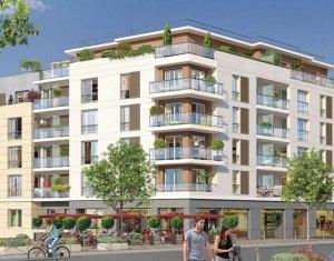 Achat / Vente immobilier neuf Drancy proche parc de Ladoucette (93700) - Réf. 2119