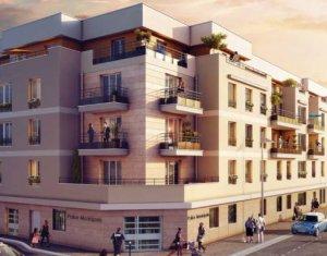 Achat / Vente immobilier neuf Drancy proche RER B (93700) - Réf. 3542
