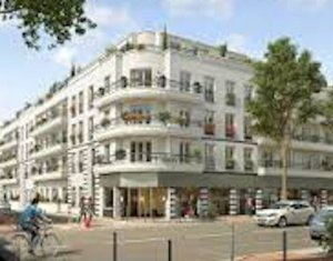 Achat / Vente immobilier neuf Drancy quartier de la Muette (93700) - Réf. 5131
