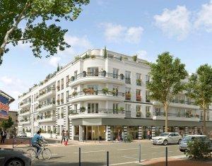 Achat / Vente immobilier neuf Drancy quartier de la Muette (93700) - Réf. 2491