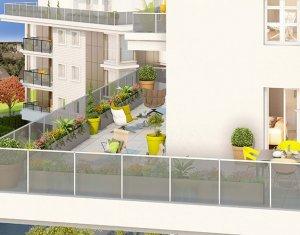 Achat / Vente immobilier neuf Drancy quartier la Muette (93700) - Réf. 2729
