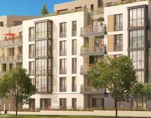 Achat / Vente immobilier neuf Eaubonne coeur de ville (95600) - Réf. 2802