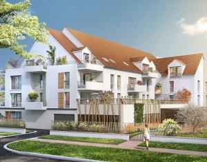 Achat / Vente immobilier neuf Egly proche centre-ville (91520) - Réf. 2564