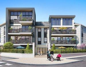 Achat / Vente immobilier neuf Elancourt quartier des Réaux (78990) - Réf. 2071