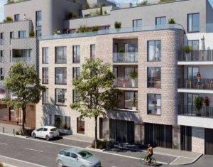 Achat / Vente immobilier neuf Enghien-les-Bains proche de lac (95880) - Réf. 4696