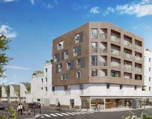 Achat / Vente immobilier neuf Epinay proche de Paris (93800) - Réf. 3449