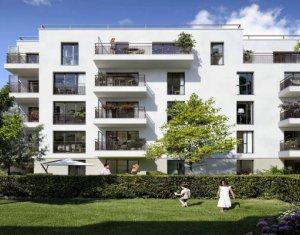 Achat / Vente immobilier neuf Epinay-sur-Orge à 5 min à pied du RER C (91360) - Réf. 5727