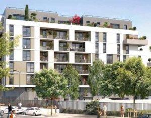 Achat / Vente immobilier neuf Epinay-sur-Seine au centre, proche du tramway 8 (93800) - Réf. 379