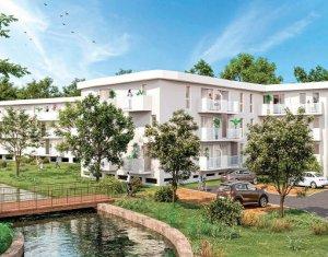 Achat / Vente immobilier neuf Epône à quelques pas de la Mauldre (78680) - Réf. 5554