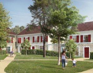 Achat / Vente immobilier neuf Epone quartier authentique et intimiste (78680) - Réf. 2708