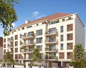 Achat / Vente immobilier neuf Ermont proche commerces et gares (95120) - Réf. 2779