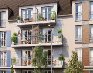 Achat / Vente immobilier neuf Etampes rare et bien placé en TVA réduite (91150) - Réf. 1340