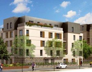 Achat / Vente immobilier neuf Evry proche Génépole (91000) - Réf. 611