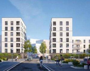 Achat / Vente immobilier neuf Evry quartier du Bois Sauvage (91000) - Réf. 3853