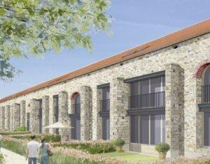 Achat / Vente immobilier neuf Fontainebleau aux portes du château (77300) - Réf. 2319