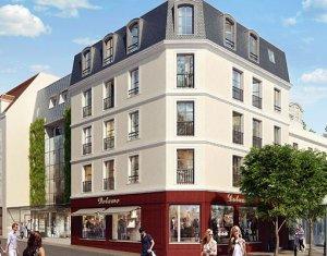 Achat / Vente immobilier neuf Fontainebleau centre-ville (77300) - Réf. 666