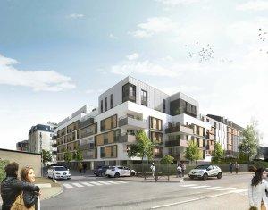 Achat / Vente immobilier neuf Fontenay-le-Fleury à 550 mètres de la gare (78330) - Réf. 2409