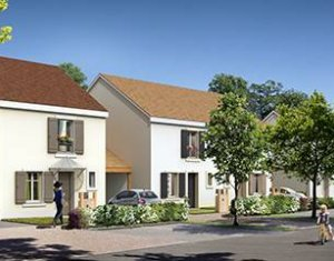 Achat / Vente immobilier neuf Fontenay-le-Vicomte proche gare Mennecy (91540) - Réf. 3986
