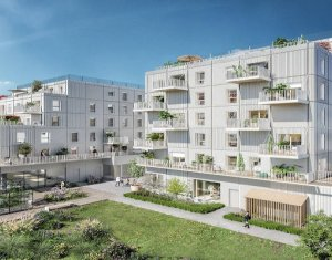 Achat / Vente immobilier neuf Fontenay-sous-Bois à 100 mètres de l'école élémentaire (94120) - Réf. 3951