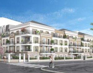 Achat / Vente immobilier neuf Franconville à 2 min à pied de la gare RER C (95130) - Réf. 5869