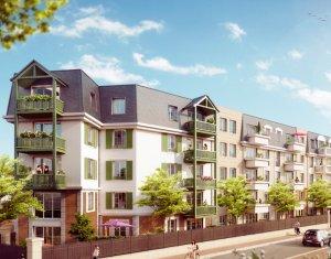 Achat / Vente immobilier neuf Franconville à 400m de la gare Franconville le Plessis Bouchard (95130) - Réf. 1129