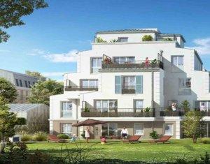 Achat / Vente immobilier neuf Franconville à 600m du RER C (95130) - Réf. 5407