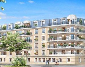 Achat / Vente immobilier neuf Franconville centre-ville Gare (95130) - Réf. 2068