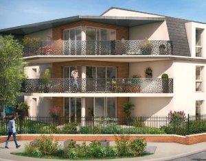 Achat / Vente immobilier neuf Franconville proche centre (95130) - Réf. 2799