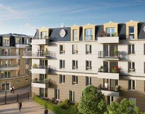 Achat / Vente immobilier neuf Franconville proche de Paris (95130) - Réf. 2734