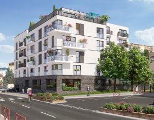 Achat / Vente immobilier neuf Fresnes proche Paris (94260) - Réf. 2190